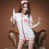 One Piece Sexy Nurse Uniform