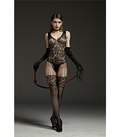 MULTI STRING BODY STOCKING