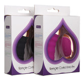Tongue Remote Controlled Jump Egg Packaging