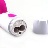 Silicone Rabbit Vibrator Battery