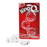Joker Erection Rings clear packaging