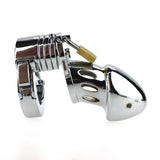 Male Chastity Device Adjustable 5 Size Ring 3