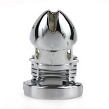 Male Chastity Device Adjustable 5 Size Ring 6