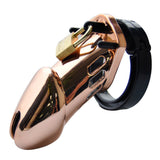 Rose Gold Chastity Cage CB-6000 4
