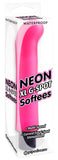 Neon Luv Touch XL G-Spot Softees - Pink - Awesome G-Spot Vibe