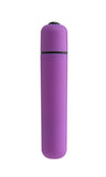 Neon Luv Touch Bullet Xl - Purple - Compact Powerful Bullet sex toys