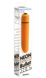 Neon Luv Touch Bullet XL - Orange - Powerful Bullet Vibrator