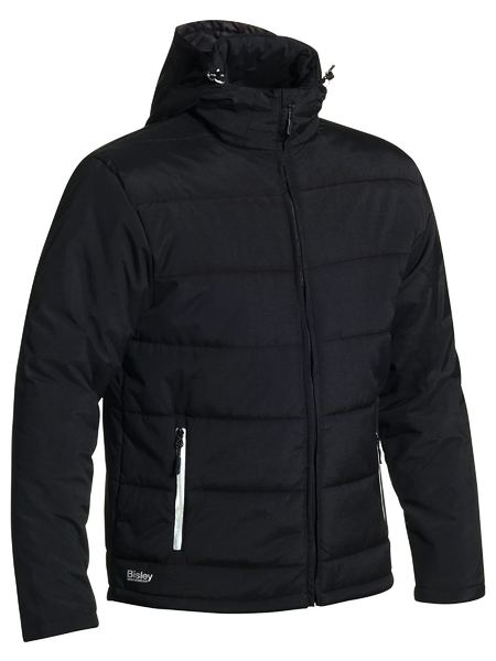 BISLEY Oxford Puffer Jacket - UKJ6928 / Black