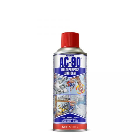 AC-90 MULTI-PURPOSE LUBRICANT  (2006) 425ml Aerosol
