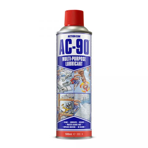 AC-90 MULTI-PURPOSE LUBRICANT (1839) 500ml Aerosol