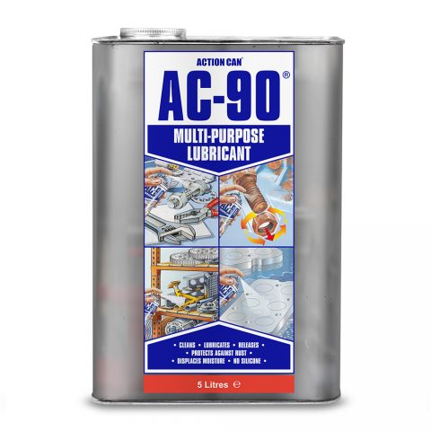 AC-90 MULTI-PURPOSE LUBRICANT (1225) 25 Ltr Drum