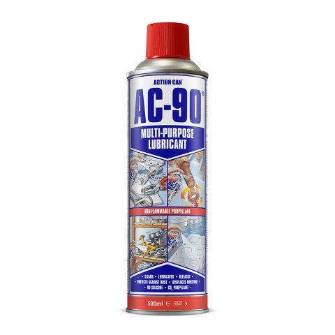 AC-90 MULTI-PURPOSE LUBRICANT CO2 (1779) 500ml Aerosol