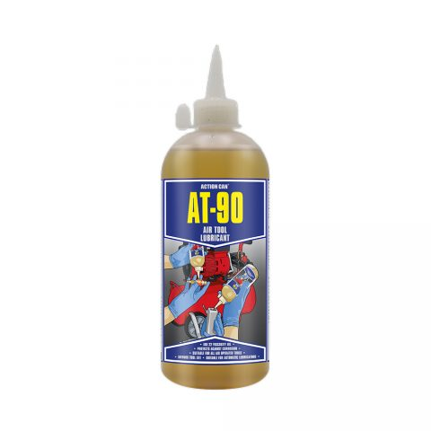 AT-90 AIR TOOL LUBRICANT (1678) 500ml Bottle/spout