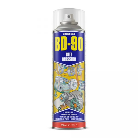 BD-90 BELT DRESSING  (1658) 500ml Aerosol