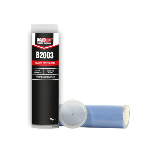 Bondloc Plastic Epoxy Putty Sticks B2003 x 50g