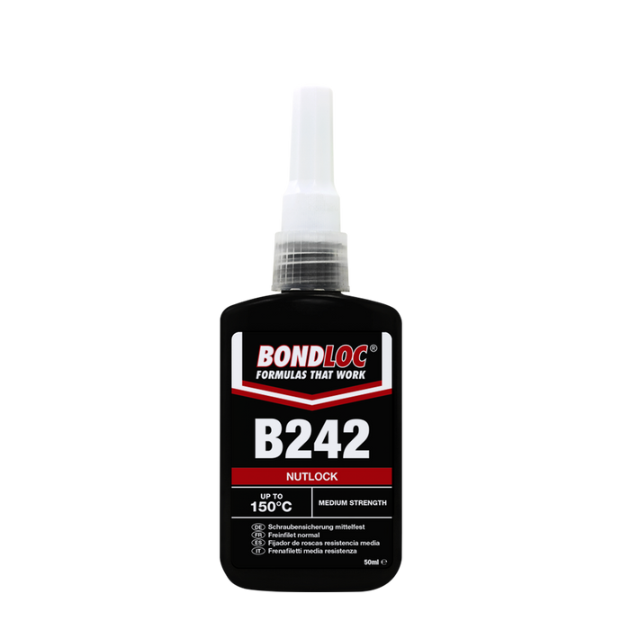 Bondloc Nutlock B242 x 25ml