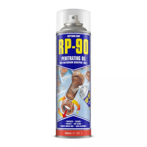 RP-90 PENETRATING OIL  (1822) 500ml Aerosol