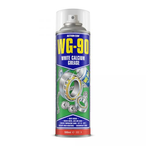 WG-90 WHITE GREASE  (1820) 500ml Aerosol