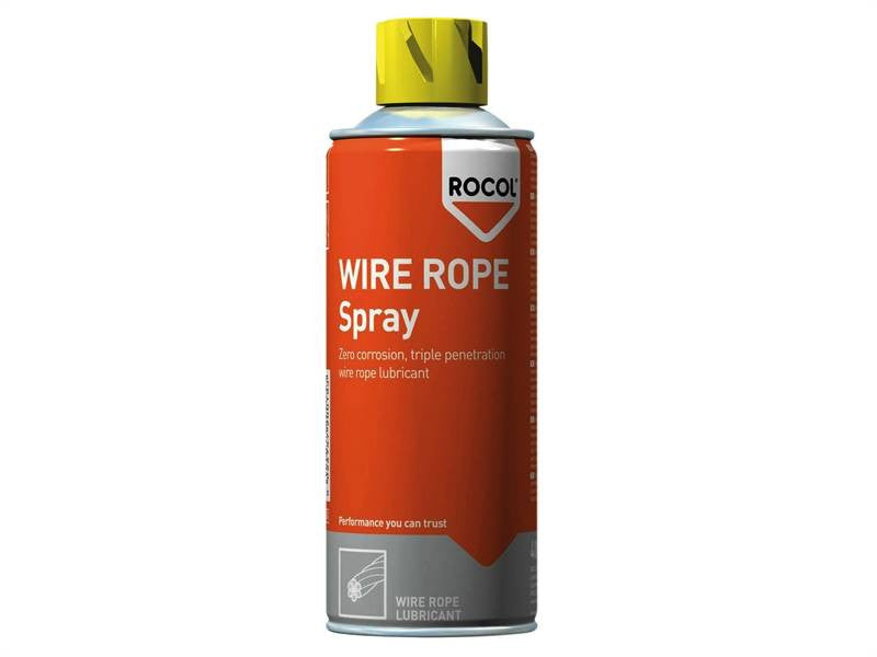 Rocol Wire Rope Spray 400ml