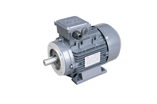 TEC IE3 Electric Motor 6 Pole 1000 RPM / 4.0 Kw / Frame Size:132M1-6 / Aluminium B34 Foot & Flange Mounted