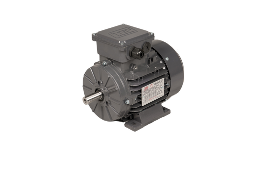 TEC IE3 Electric Motor 6 Pole 1000 RPM / 4.0 Kw / Frame Size:132M1-6 / Aluminium B3 Foot Mounted
