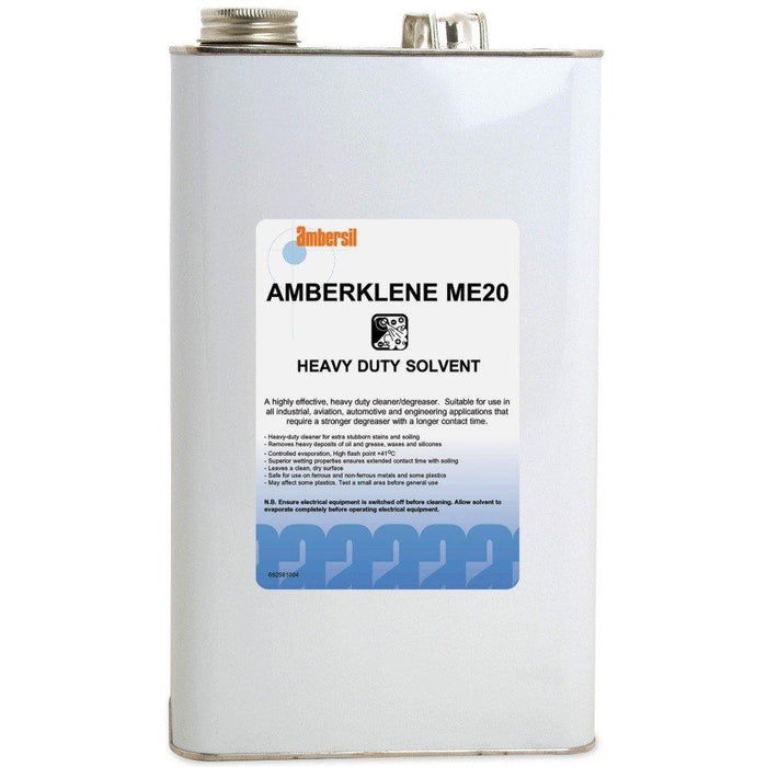 Ambersil Amberklene ME20 5ltr (31636) - Box of 4