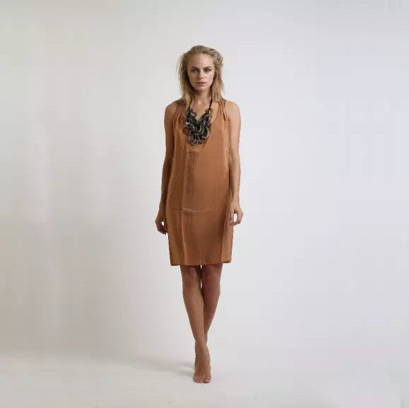 Issy Meet Me Later Silk Dress