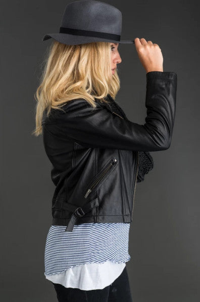 Oska Leather Jacket
