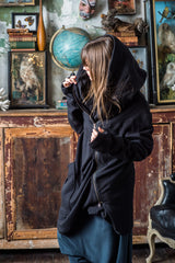 Willow Outerwear Black Jacket