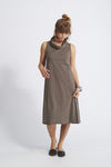 Franscesca Long Cotton Dress