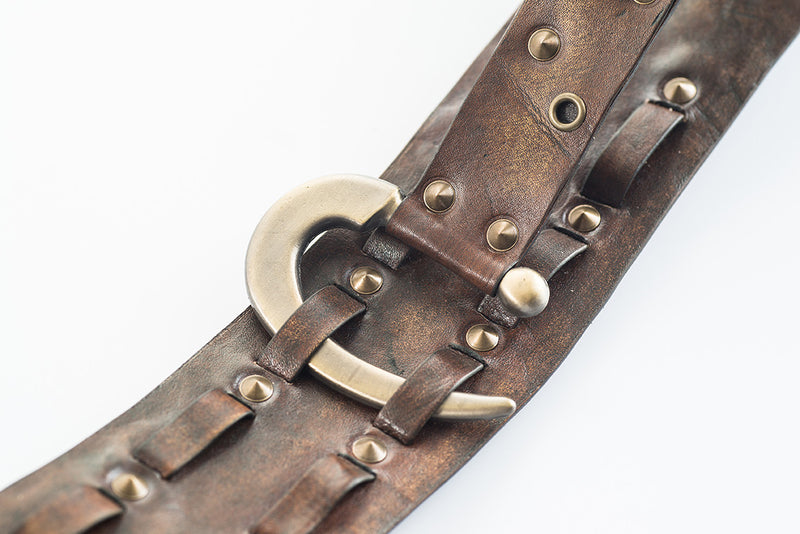 Otto Leather Belt