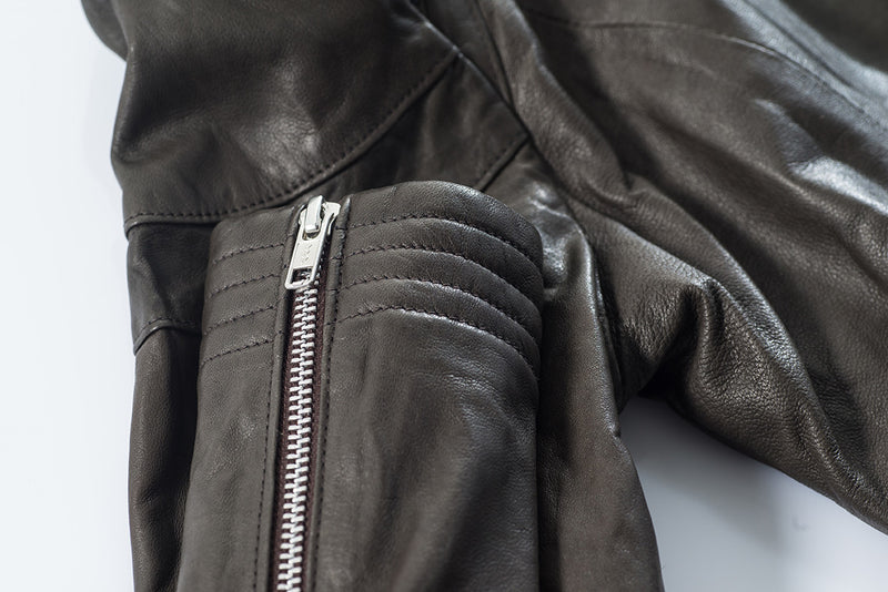 Baxter Leather Jacket