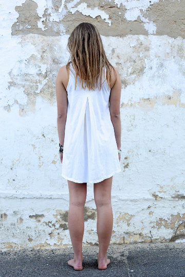 Minka Short Cotton Dress