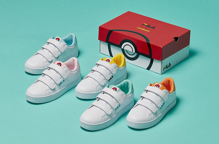 fila x pokemon court deluxe showcase