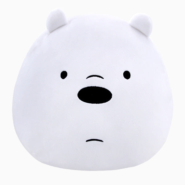 We Bare Bears - Face Cushion - Ice Bear
