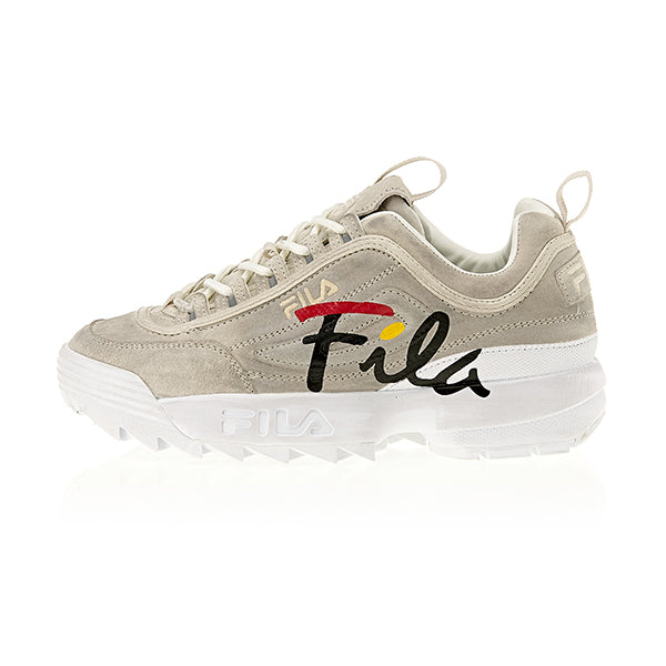 FILA - Disruptor 2  Washing - Beige