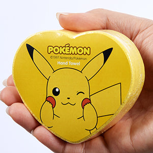 Pokemon - Facial Towel - Pikachu