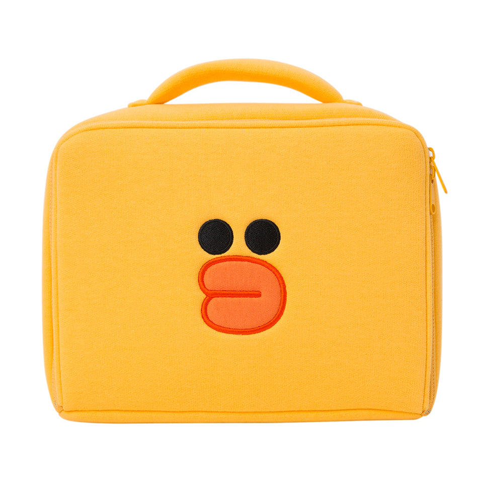 Line Friends - Sally Square Multi Pouch (XL)