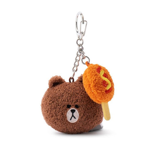 Line Friends - Official Merch - Mini Key Ring
