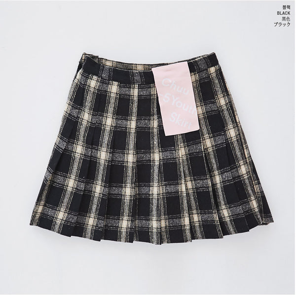 Chuu  - -5 youth skirt vol.9 - Tee - Harumio
