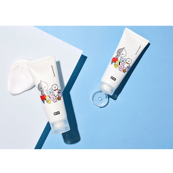 BT21 x VT - Rich Whip Cleanser