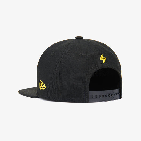 Pokemon x New Era - Kids Pokemon Snapback Cap - Black