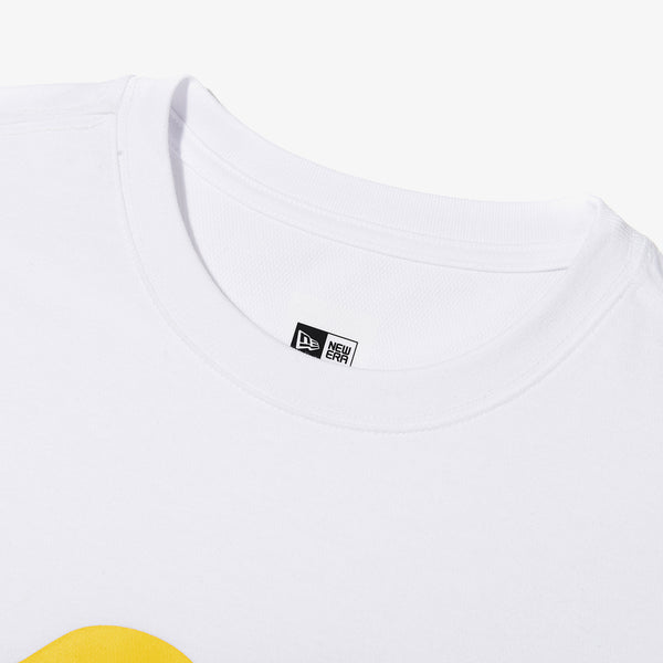 Pokemon x New Era - Pikachu Silhouette T-shirt - White
