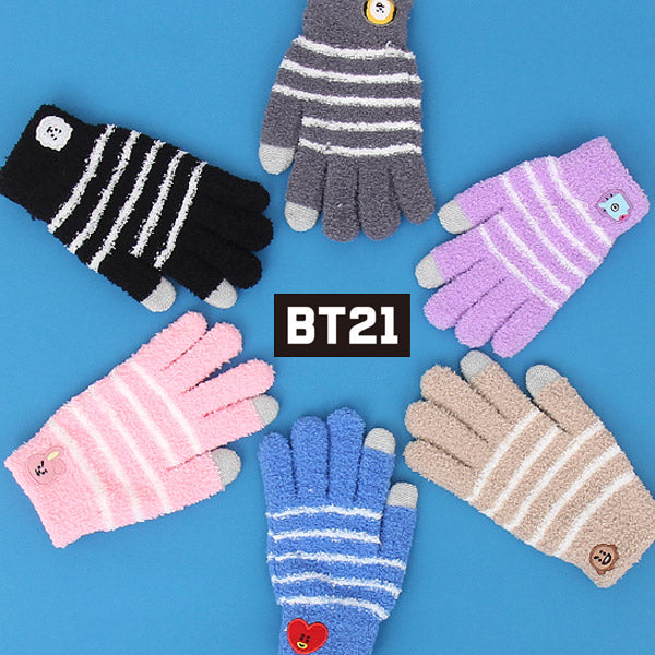 BT21 - Character Gloves
