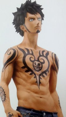 Official One Piece Figure - King Of Artist The Trafalgar.Law