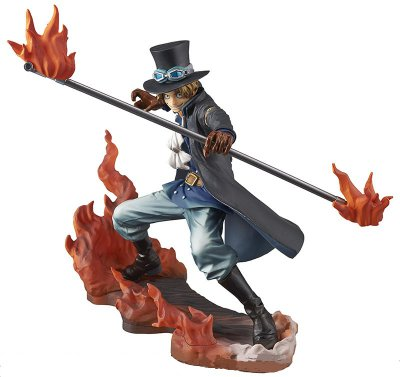 Official One Piece Figure - DXF Brotherhood II 3 Figures Set - Luffy Ace Sabo