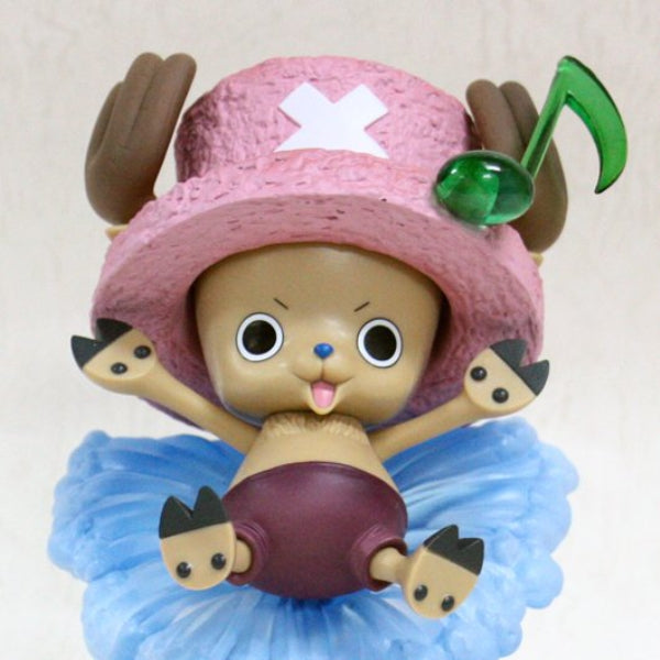 Official One Piece Figure - Chopper Premium Figure with Raboon - Figures - Harumio