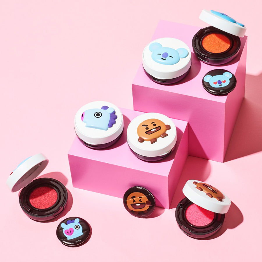 BT21 x VT - Cheek Cushion