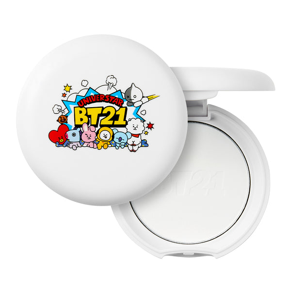 BT21 x VT - Art In Pore Pact