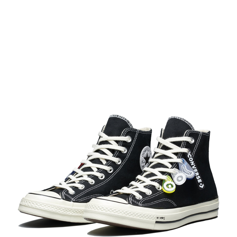 10 Corso Como X Converse Chuck 70 - High Top - Black